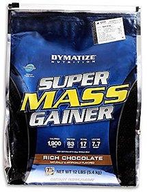 Dymatize Super Mass Gainer - 5.4 Kg (Rich Chocolate)