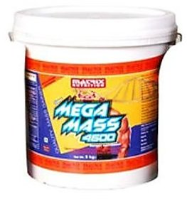Matrix Nutrition Mega Mass 4600 - 5 Kg (Chocolate)