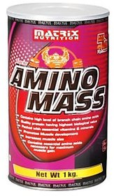 Matrix Nutrition Amino Mass - 500 G (Chocolate)