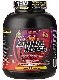 Matrix Nutrition Amino Mass - 3 Kg (Chocolate)