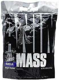 Universal Nutrition Animal Mass 5.09 Lb Vanilla