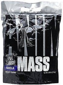 Universal Nutrition Animal Mass 5.09 Lb Vanilla