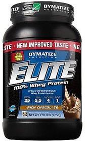 Dymatize Nutrition Elite Whey Protein Powder- 2.07 Lbs