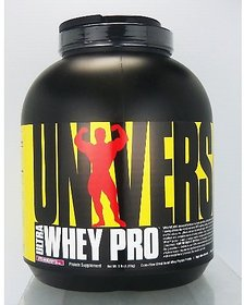 Universal Nutrition Ultra Whey Pro - 5 Lbs (Strawberry)