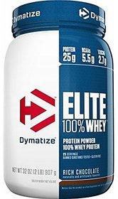 Dymatize Elite Whey Protein Isolate - 2lb (Rich Chocola