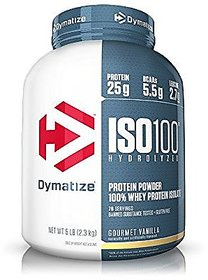 Dymatize Nutrition ISO 100 Whey Protein Powder - 5 Lbs