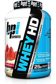 BPI Sports Whey HD - 2040 G (Strawberry)