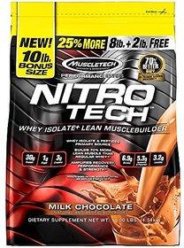 Muscletech Nitrotech Performance Series - 10lbs (Chocol