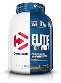 Dymatize Nutrition Elite Whey Protein Powder - 5 Lbs (C