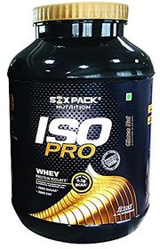 Six Pack Nutrition Iso Pro Whey Protein - 2 Kg (Choco N