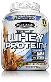 Muscletech Premium 100% Whey Protein Plus - 2.27 Kg (Tr