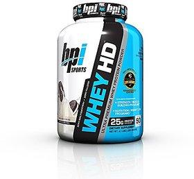 BPI Sports Whey HD Ultra Premium Protein Powder - 1.8 K