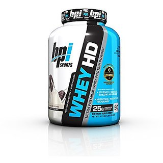 BPI Sports Whey HD Ultra Premium Protein Powder - 1.8 K