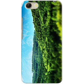 PREMIUM STUFF PRINTED BACK CASE COVER FOR INFOCUS BINGO 50 PLUS DESIGN 5208