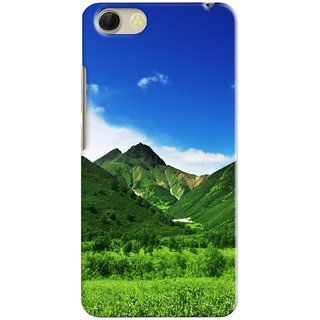 PREMIUM STUFF PRINTED BACK CASE COVER FOR INFOCUS BINGO 50 PLUS DESIGN 5275