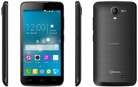 QMOBILE NOIR W40 DUAL SIM /ANDROID/CAMERA WITH LED FLASH ( 6 Month seller Warranty)