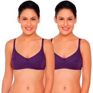 63402af575 Buy Libertina Freedom Non Wired T-SHIRT Bra.(Pack of 2) Online - Get ...
