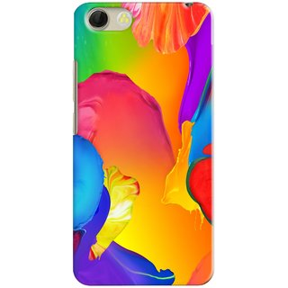 PREMIUM STUFF PRINTED BACK CASE COVER FOR REDMI Y1 LITE DESIGN 5804