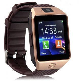 Smart Watch DZ09 Brown
