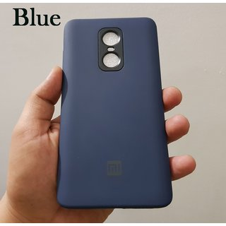 finest selection 47e44 9f049 Redmi Note 4 Back Cover Ultra Thin Silicone Case With Camera Protection