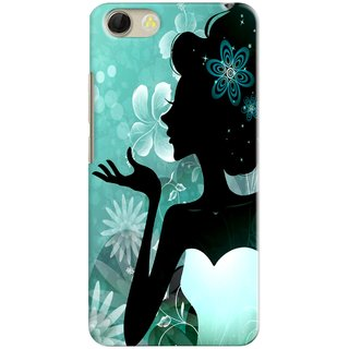 PREMIUM STUFF PRINTED BACK CASE COVER FOR REDMI Y1 LITE DESIGN 5964