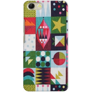 PREMIUM STUFF PRINTED BACK CASE COVER FOR REDMI Y1 LITE DESIGN 5945
