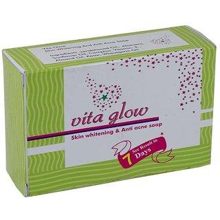 Vita Glow Skin Whitening Anti- Acne Soap 135g Pack of 4