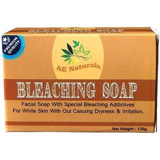 AE Naturals Premium Facial Soap With Bleaching Formula 135g