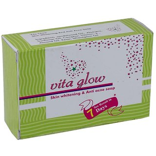 Vita Glow Skin Whitening  Anti- Acne Soap 135g