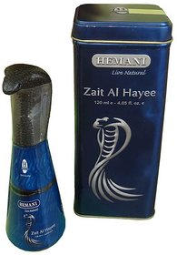 Hemani Herbal Snake Oil For Hair Fall And Regrowth 120ml Pack of 2