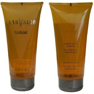 Tabac Granvalor Shower Gel And Shampoo 200ml