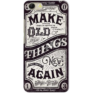 PREMIUM STUFF PRINTED BACK CASE COVER FOR VIVO V5  DESIGN 5005