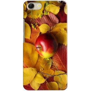 PREMIUM STUFF PRINTED BACK CASE COVER FOR VIVO V5  DESIGN 5277