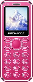 KECHAODA K115 DUAL SIM, Music and Camera Flash light (6 Months Seller Warranty)