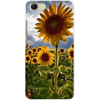PREMIUM STUFF PRINTED BACK CASE COVER FOR VIVO Y55 DESIGN 5157