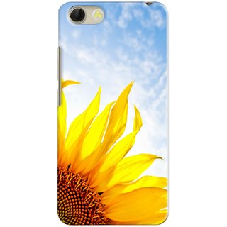 PREMIUM STUFF PRINTED BACK CASE COVER FOR VIVO Y55 DESIGN 5137