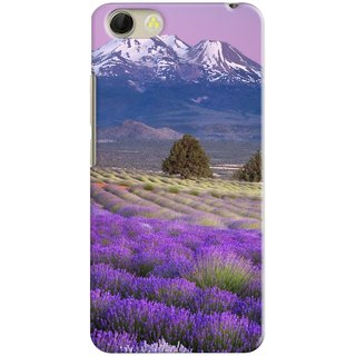 PREMIUM STUFF PRINTED BACK CASE COVER FOR VIVO Y55 DESIGN 5168