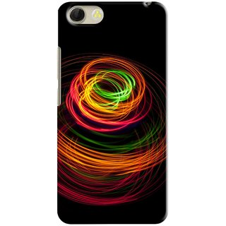 PREMIUM STUFF PRINTED BACK CASE COVER FOR VIVO Y55 DESIGN 5883