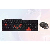 Quantum USB Keyboard Mouse Combo QHM8810