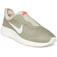 Nike Women's Tanjun Slip Grey Slip On Sneakers