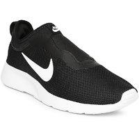 Nike Women's Tanjun Slip Black Slip On Sneakers
