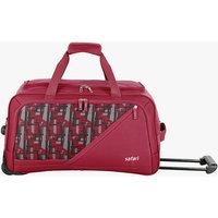 SAFARI Trojan 65 Inches Maroon Duffle Bags