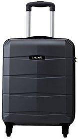 Safari Black Polycarbonate 4 Wheels Large (Above 70 Cms) Trolley Bag