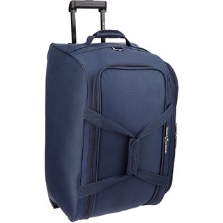 1ae2cd3557 Buy PRONTO MIAMI DUFFLE TROLLEY 65 NAVY BLUE Online - Get 56% Off