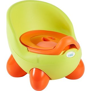 U-grow Removable Baby Potty Seat - Green Potty Seat