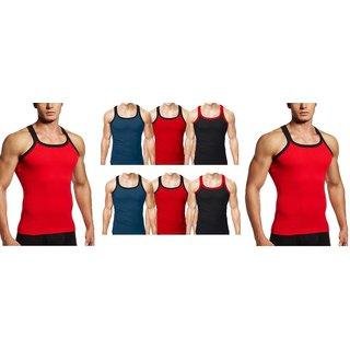 Amul Comfy Gym Vest (80 no. ) 8 pcs pack for men