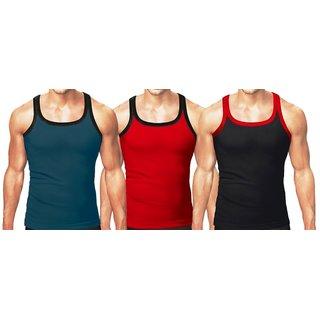 Amul Gym Vest (80 no. ) 3 pcs pack for men