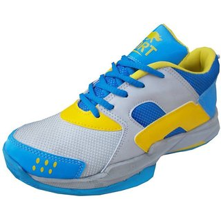 Port Unisex Multicolor Eclipse Badminton Shoes(Size 11 UK/IND)