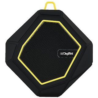 Digitek Splash-Proof Wireless Portable Bluetooth Speaker DBS-004