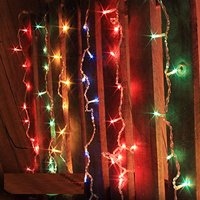 Decorative lights ot of 3 Assorted Colours